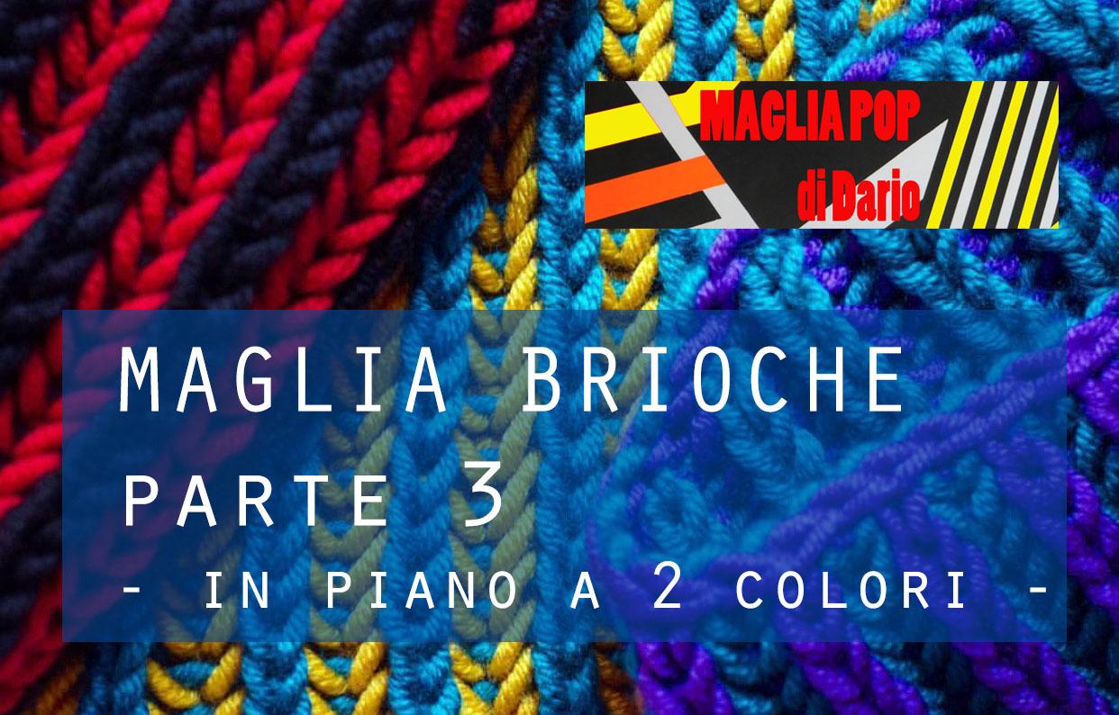 Piano Colori Due Brioche Magliapop A In qE7w4Zg1